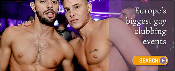 Gay Clubbing in Europe