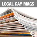 Best local gay magazines